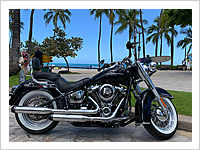 FLDE (Softail Deluxe)